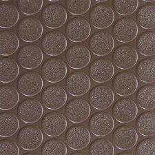 """Coin-Grip"" Anti-Slip Rolled Rubber Mat"