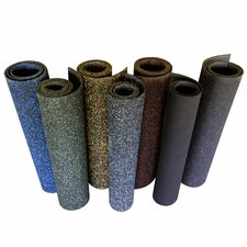 "Elephant Bark 78"" Recycled Rubber Flooring Roll"