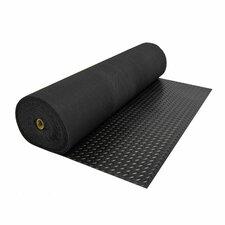 Diamond Plate Rubber Flooring Roll