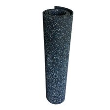 "Elephant Bark 240"" Recycled Rubber Flooring Roll"