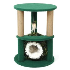 "27"" Two Level Cat Tree"