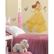 Disney Belle Cutout Wall Decal