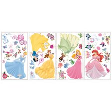 Disney Princess Cutout Wall Decal