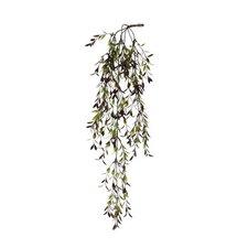 2-tlg. Hängepflanze Teeblatt