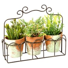 Asla 4 Piece Planter Set
