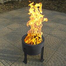 Wood Pellet Fire Pit