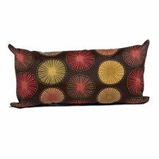 Sunburst Outdoor Throw Pillows Rectangle 11x22