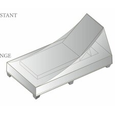 Outdoor Protective Cover for Chaise Lounge