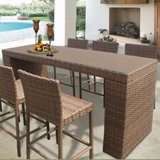 Laguna 7 Piece Dining Set