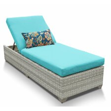 Fairmont Chaise Lounge with Cushion
