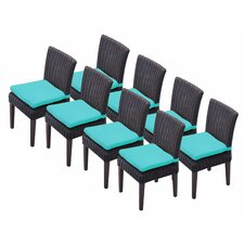 Clair Dining Side Chair with Cushion (Set of 8)