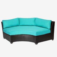 Barbados Sofa with Cushions