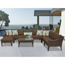 Manhattan Deep Seating Chair with Cushions