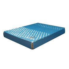 Double-Wall Leak-Proof Patented Waterbed Mattress Hydro-Support 1900dw
