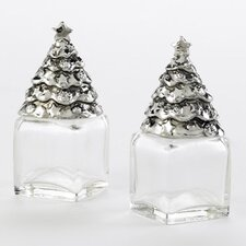 Tree Salt And Pepper Set