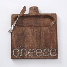Cheese 2 Piece Cutting Board Set