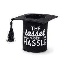 Graduation Tassel Can Hugger (Set of 4)