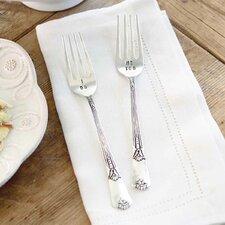 Wedding 2 Piece Cake Fork Set
