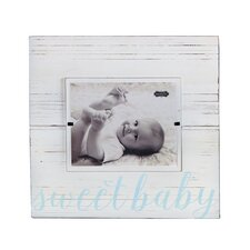 Sweet Baby Deluxe Picture Frame