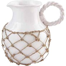 Front Porch 118 Oz. Rope Handled Pitcher
