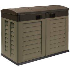 """57.5"""" W x 34.3"""" D Garden Storage Shed"""
