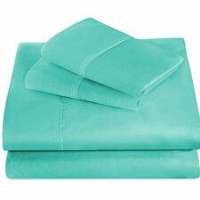 Premium Ultra soft Wrinkle Resistant Microfiber Full XL Sheet Set