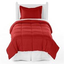 Premium Ultra Soft 2 Piece Twin XL Down Alternative Comforter Set