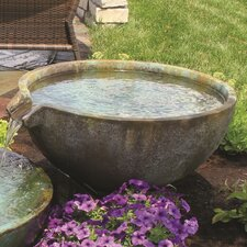 Spillway Bowl Garden Water Feature
