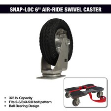 Air Ride Swivel Caster