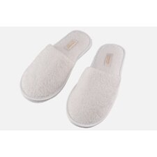 Women's Terry Closed Toe Spa Slippers