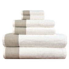 Venice 6 Piece Towel Set