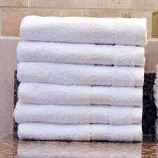 Bergamo Luxury Hotel / Spa Wash Cloth (Set of 12)