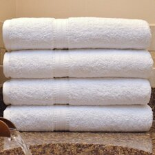 Bergamo Luxury Hotel / Spa Bath Turkish Cotton Bath Towel (Set of 4)