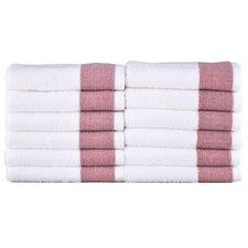 Venice Luxury Wash Cloth (Set of 12)