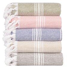 Pergamon 100% Premium Turkish Cotton Beach Towel