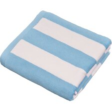 Stripped Turkish Cotton Pool and Beach Towel