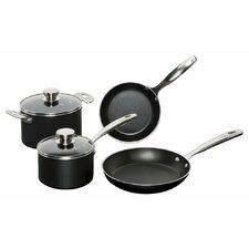 Verona 6-Piece Aluminum Non-Stick Cookware Set