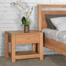 Loft 1 Drawer Nightstand