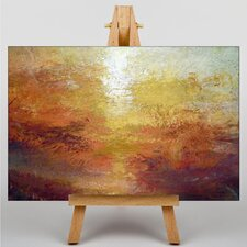 Sun by Joseph Mallord William Turner Art Print on Canvas
