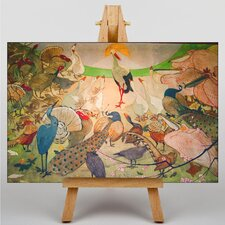 Birds Art Print on Canvas