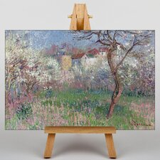 Gustave Loiseau Landscape by Gustave Caillebotte Art Print on Canvas