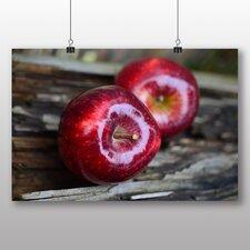 Leinwandbild Apple No.1, Fotodruck