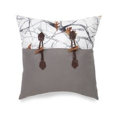 Snowfall Decorative Throw Pillow