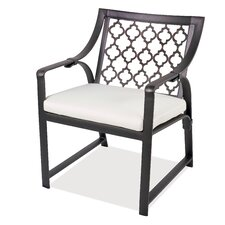 Catalina Dining Arm Chair with Cushion