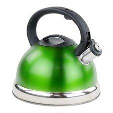3-qt. Stainless Steel Whistling Tea Kettle