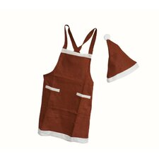 Christmas Adult Santa / Mrs. Clause Apron