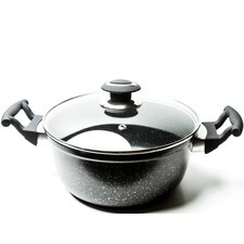 Marble Coated Nonstick Dutch Oven (4 Quarts) (6 Quart)