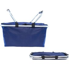 Insulated Folding Picnic Basket