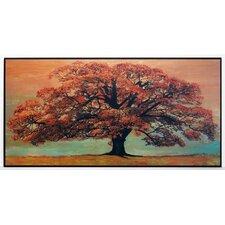 Kunstdruck Eiche - 51 x 101 cm