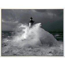 Kunstdruck Leuchtturm von Ar Men - 61 x 81 cm